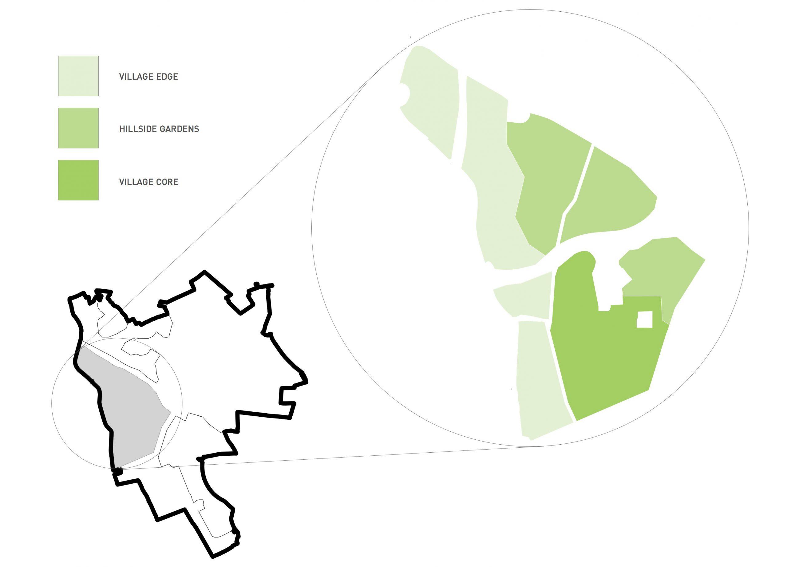 Cefntrebane Map